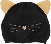Gymboree Black Cat Beanie - Infant & Toddler