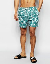 Selected Sunset Swim Shorts