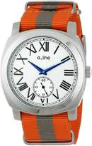 A Line a_line Women's AL-80023-02-OR-NS1 Pyar Analog Display Japanese Quartz Two Tone Watch
