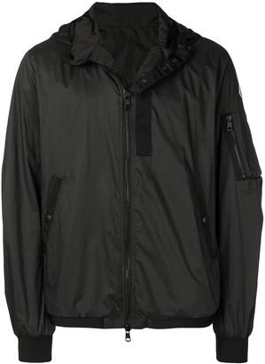 Moncler Lightweight Hooded Jacket