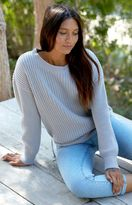 Honey Punch Side Zip Pullover Sweater