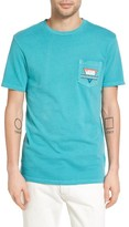 Vans Men's Vintage Retro Graphic Pocket T-Shirt