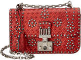 Christian Dior Dioraddict Studded Leather Flap Bag