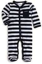 Bloomie's Infant Boys' Velour Footed Coverall - Baby - 100% Exclusive