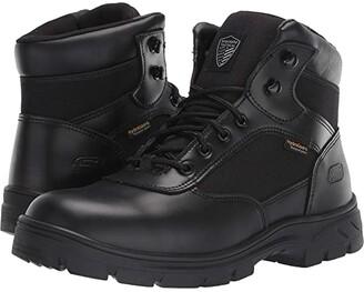 Skechers Wascana - Benen WP Tactical (Black) Men's Shoes