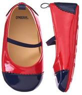 Gymboree Patent Crib Shoes