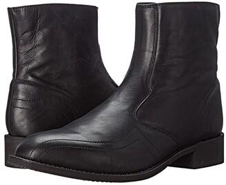 Laredo Hoxie (Black) Cowboy Boots