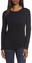 Eileen Fisher Women's Slim Crewneck Tee