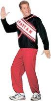 Fun World Costumes Fun World mens Mens Spartan Cheerleader Costume
