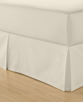 Martha Stewart CLOSEOUT! Collection 200 Thread Count Cotton King Bedskirt