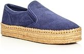 Tretorn Women's Emilia Slip-On Platform Espadrille Sneakers