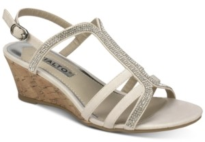 Rialto Cranny Dress Wedge Sandals Women's Shoes