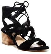 Vince Camuto Fauna Ghillie Block Heel Sandal