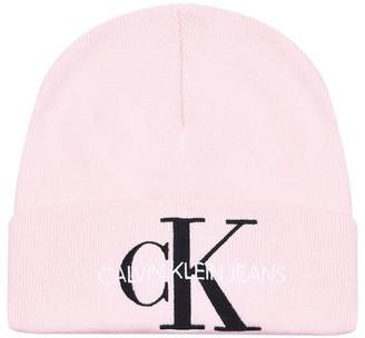 Calvin Klein Jeans Basic Knitted Beanie Hat