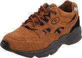 Propet Men's M2034 Stability Walker Sneaker,Chocolate/Black Nubuck,9.5 XX (US Men's 9 EEEEE)