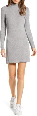 Lou & Grey Brushed Turtleneck Dress