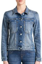 Rock & Republic Women's Faded Jean Jacket