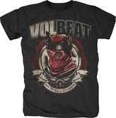 Bravado Volbeat Red King Men's T-Shirt