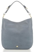 Brahmin Southcoast Eva Leather Tote - Blue