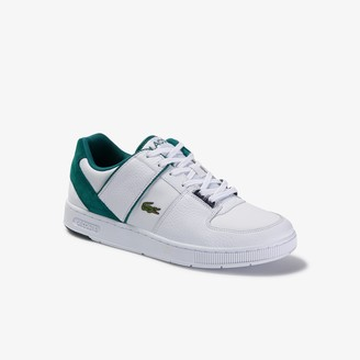 Lacoste Men's Thrill Leather and Synthetic Sneakers