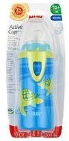 NUK Usa Llc 62703 10 Oz Active Toddler Silicone Cup by
