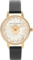 Olivia Burton OB15EG38 Midi 3D Daisy gold-plated watch