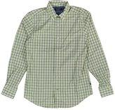 Nautica Men's Wrinkle Resistant Medium Plaid Shirt