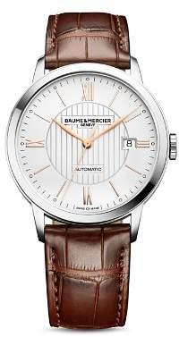 Baume & Mercier Classima Automatic Watch, 40mm