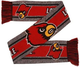 Louisville Cardinals Big Team Logo Scarf