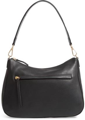 Nordstrom Finn Leather Hobo Bag