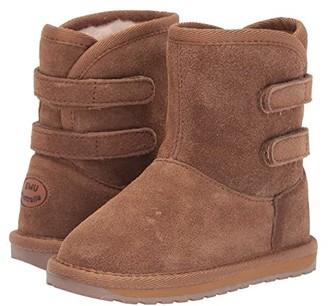 Emu Ryde (Toddler/Little Kid/Big Kid) (Chestnut) Girls Shoes