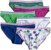 Hanes Girls 4-16 6-pk. CoolDRI Comfort Bikini Panties