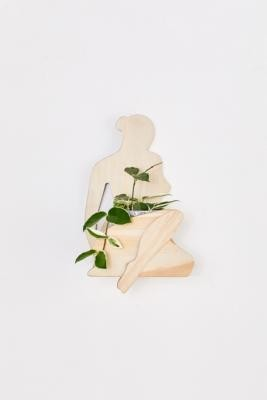 Urban Outfitters Female Form Wall Shelf - Assorted ALL at