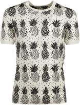 Dolce & Gabbana Pineapple Printed T-shirt