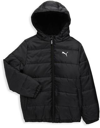 Puma Little Boy's Bubble Jacket