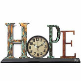Asstd National Brand Hope Wall Clock