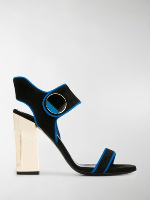 Lanvin Ankle-Strap Sandals
