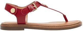 Tommy Hilfiger Bennia Monogram Thong Sandals