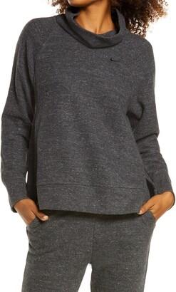 Nike Therma Fleece Cowl Neck Sweatshirt