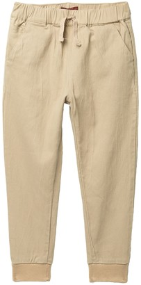 7 For All Mankind Twill Jogger (Little Boys)