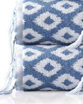 Dena Home Madison Diamond Jacquard Face Cloth