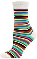 Hot Sox Striped Trouser Socks