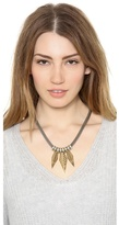 Rebecca Minkoff 3 Open Blade Necklace