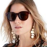 Sole Society Astoria Square Frame Sunglasses
