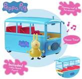 Peppa Pig Miss Rabbit's School Bus Playset