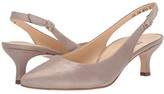 Paul Green Asia (Champagne Suede Metallic) Women's Shoes