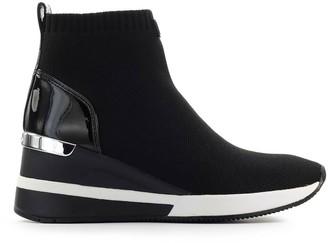Michael Kors Skyler Black Sneaker