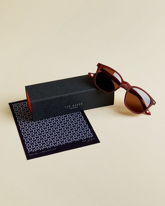 Ted Baker Rounded Sunglasses