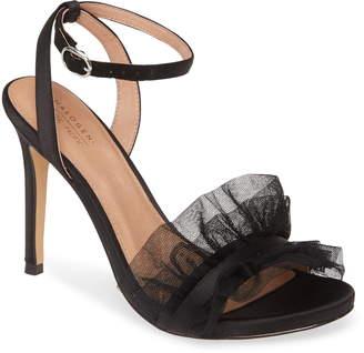 Halogen x Atlantic-Pacific Angelle Ruffle Sandal