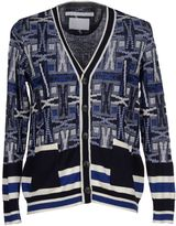 White Mountaineering Cardigans
